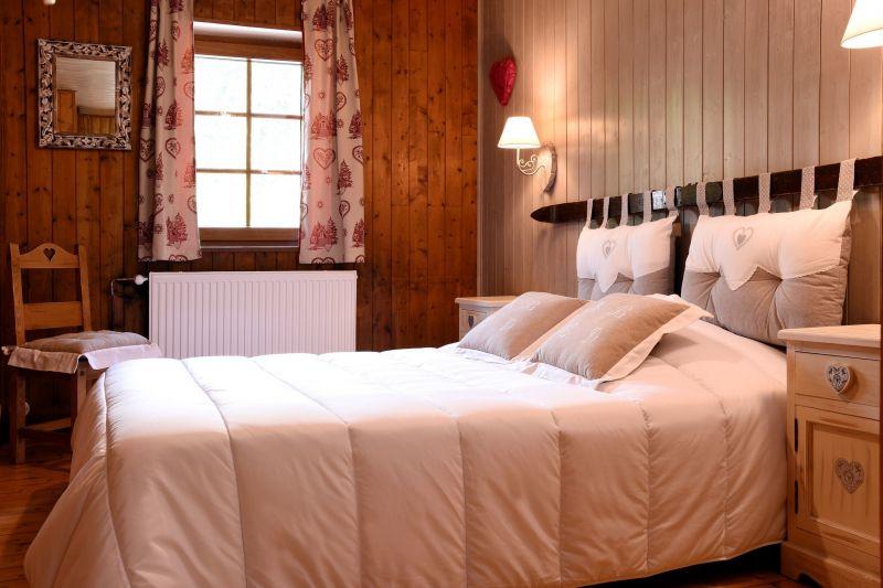 Schlafzimmer 3 Mietobjekt Chalet 73656 Châtel