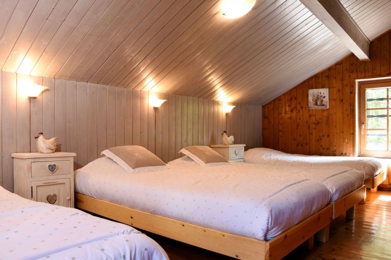 Schlafzimmer 4 Mietobjekt Chalet 73656 Châtel