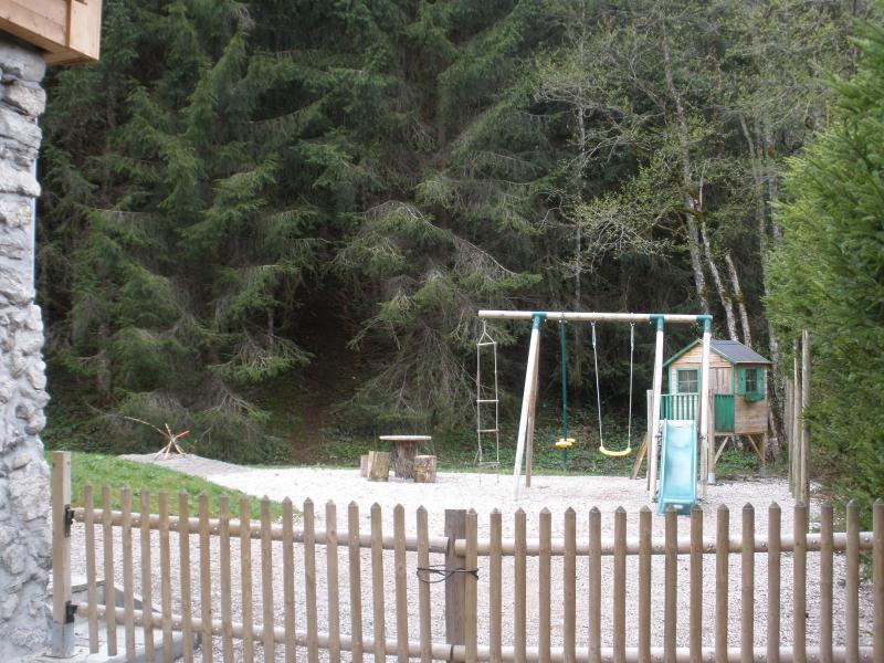 Garten Mietobjekt Chalet 73656 Châtel