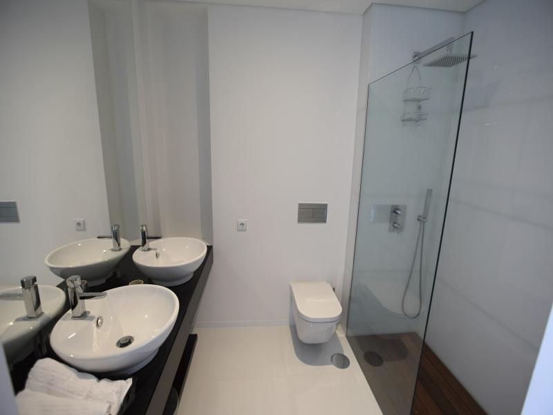 Badezimmer 1 Mietobjekt Appartement 74598 Olhão