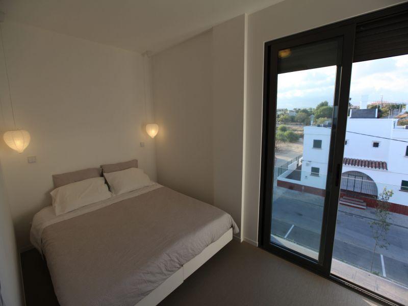 Schlafzimmer 2 Mietobjekt Appartement 74598 Olhão