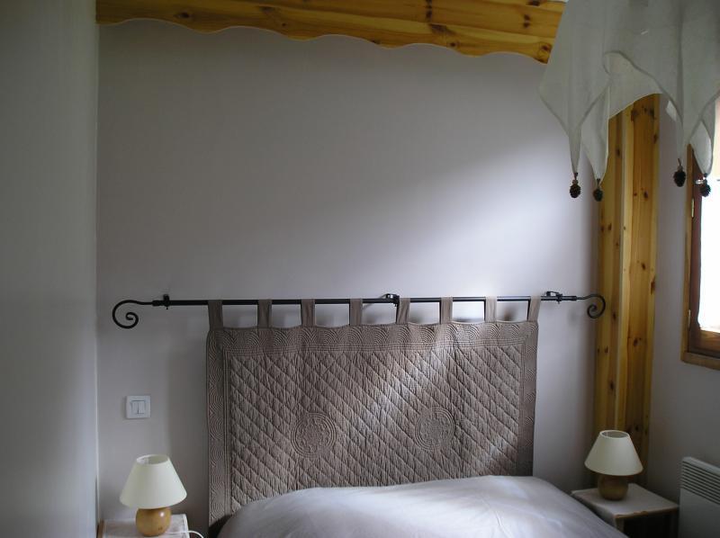 Schlafzimmer 1 Mietobjekt Appartement 78318 Serre Chevalier