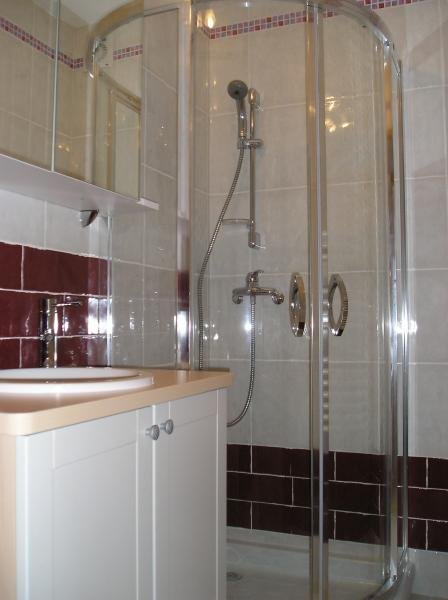 Badezimmer Mietobjekt Appartement 78318 Serre Chevalier