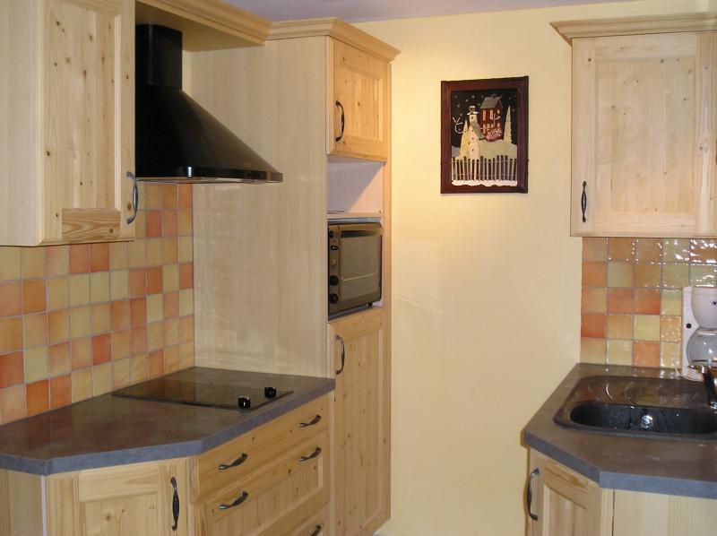 Kochnische Mietobjekt Appartement 78318 Serre Chevalier