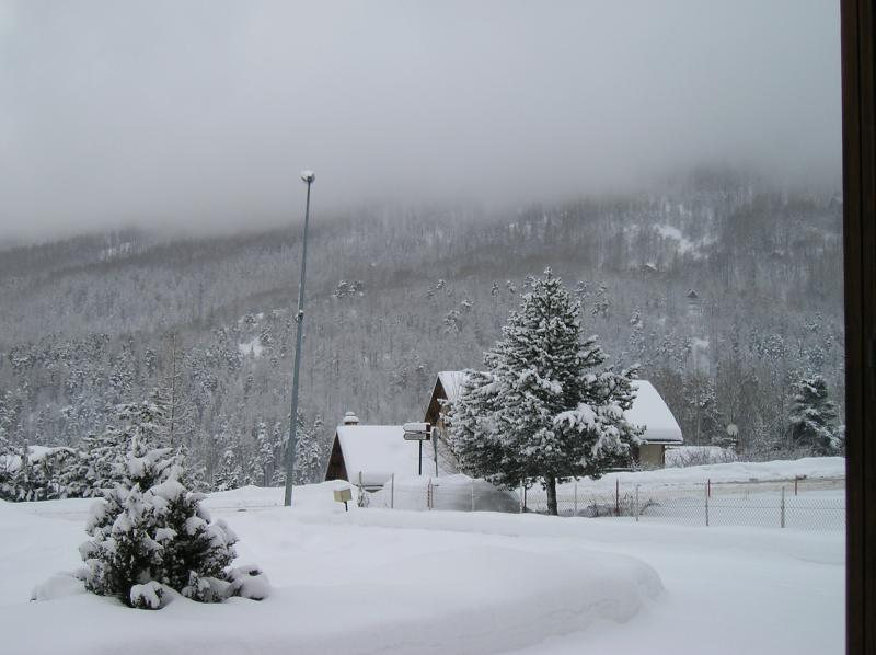 Ausblick aus der Ferienunterkunft Mietobjekt Appartement 78318 Serre Chevalier