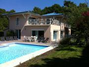 Ferienvilla in Cap Ferret f�r 4 bis 12 Personen