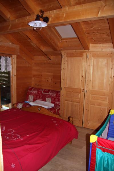 Schlafzimmer 2 Mietobjekt Chalet 80673 Saint-Gervais-les-Bains