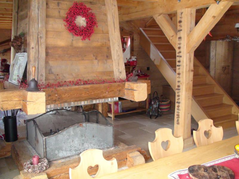 Esszimmer Mietobjekt Chalet 80673 Saint-Gervais-les-Bains