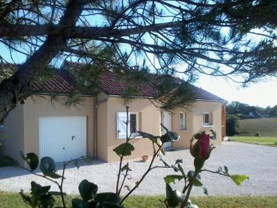 Ansicht des Objektes Mietobjekt Haus 83784 Salignac-Eyvignes