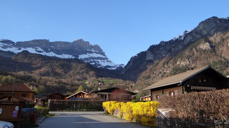 Parkplatz Mietobjekt Studio 93266 Chamonix Mont-Blanc