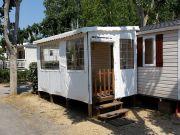 Mobilheim in Valras-Plage f�r 4 bis 6 Personen