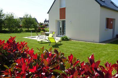 Garten Mietobjekt Haus 101395 Perros-Guirec
