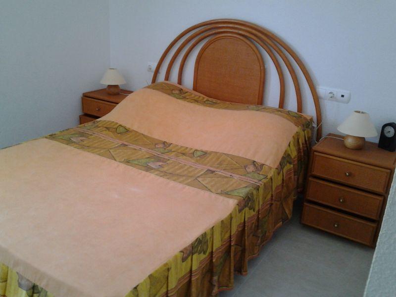 Schlafzimmer 1 Mietobjekt Appartement 103401 Calpe