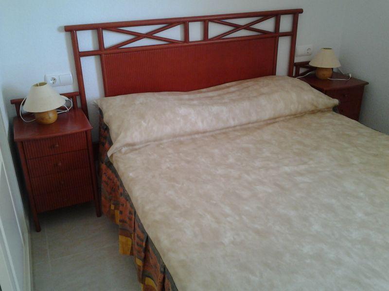 Schlafzimmer 2 Mietobjekt Appartement 103401 Calpe