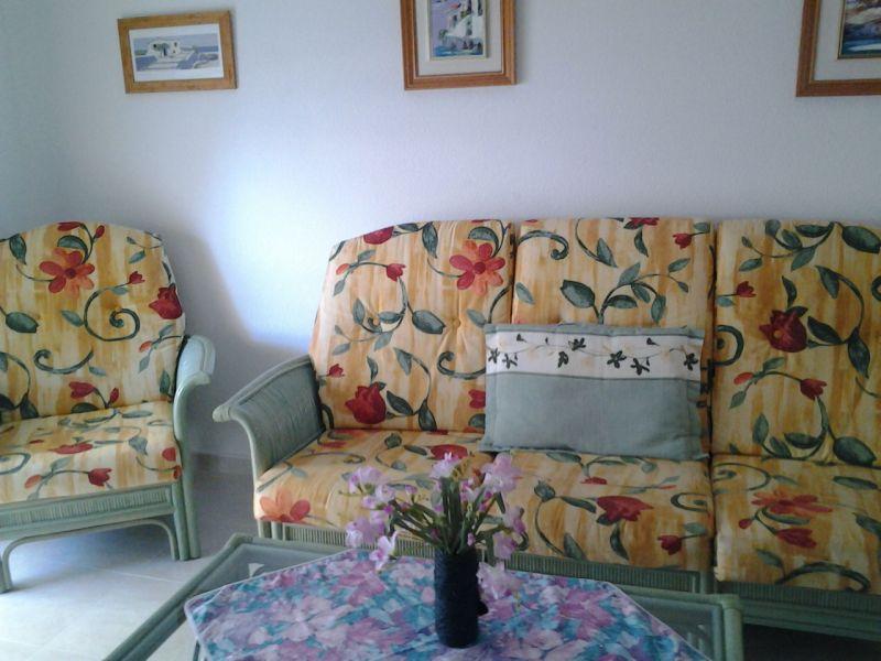 Wohnzimmer Mietobjekt Appartement 103401 Calpe