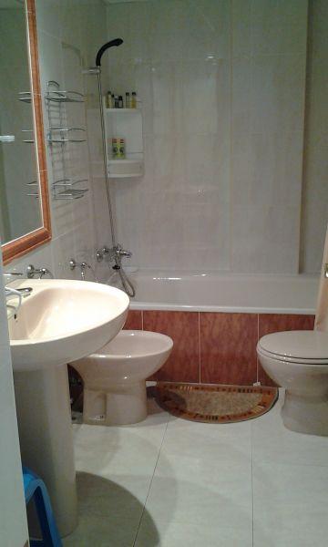 Badezimmer Mietobjekt Appartement 103401 Calpe