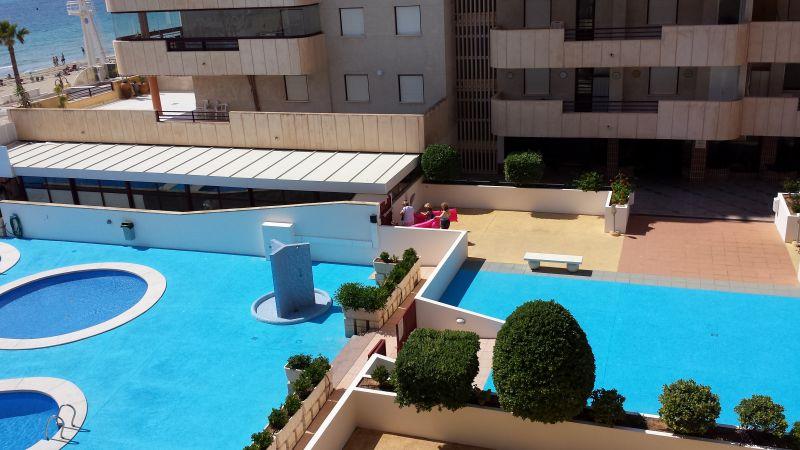 Schwimmbad Mietobjekt Appartement 103401 Calpe