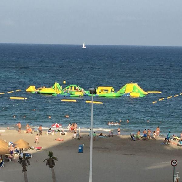 Ausblick aus der Ferienunterkunft Mietobjekt Appartement 103401 Calpe