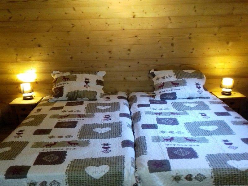 Schlafzimmer 1 Mietobjekt Chalet 112052 Morzine