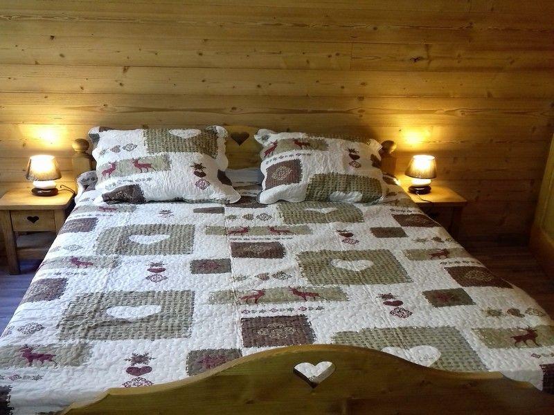 Schlafzimmer 4 Mietobjekt Chalet 112052 Morzine