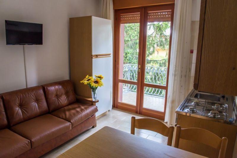 Wohnzimmer Mietobjekt Appartement 114534 Lignano Sabbiadoro