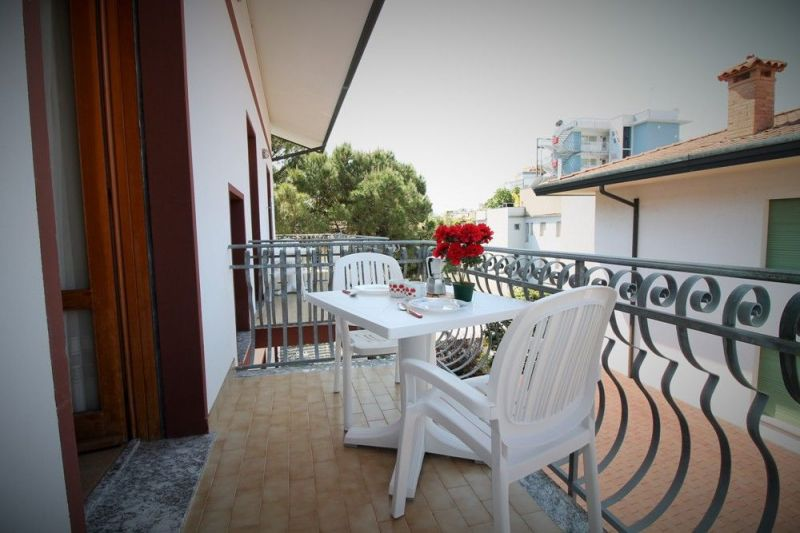 Terrasse Mietobjekt Appartement 114534 Lignano Sabbiadoro