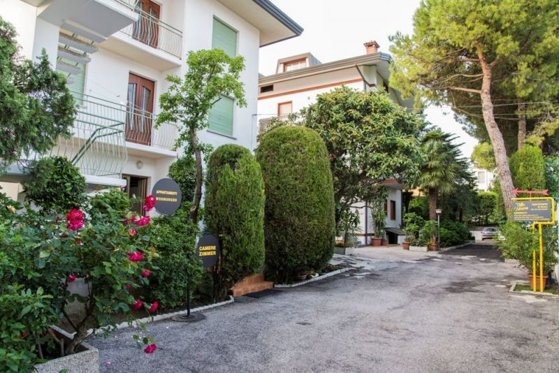 Ansicht des Objektes Mietobjekt Appartement 114534 Lignano Sabbiadoro