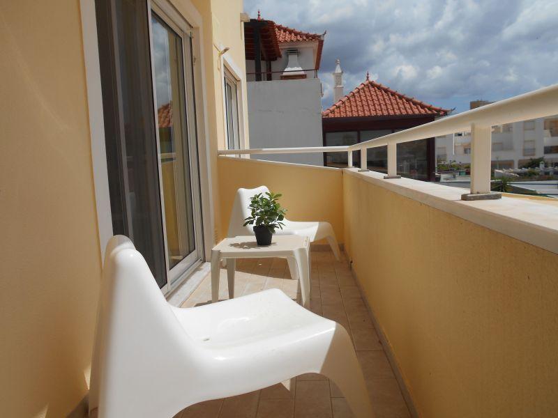 Ausblick vom Balkon Mietobjekt Appartement 115348 Altura