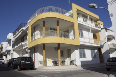 Eingang Mietobjekt Appartement 115824 Santa Maria al Bagno