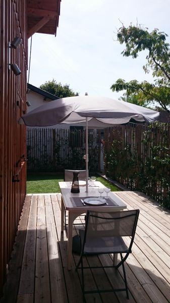 Terrasse Mietobjekt Ferienunterkunft auf dem Land 116644 Andernos les Bains