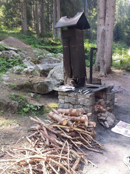 Sommerküche Mietobjekt Studio 64404 Marilleva