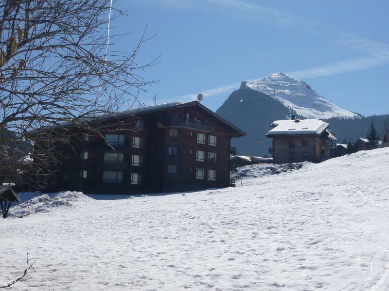 Ansicht des Objektes Mietobjekt Appartement 66830 Morzine