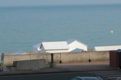 Ausblick aus der Ferienunterkunft Mietobjekt Appartement 67921 Mers Les bains
