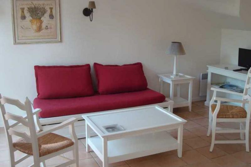 Wohnzimmer Mietobjekt Haus 70377 Saint Tropez