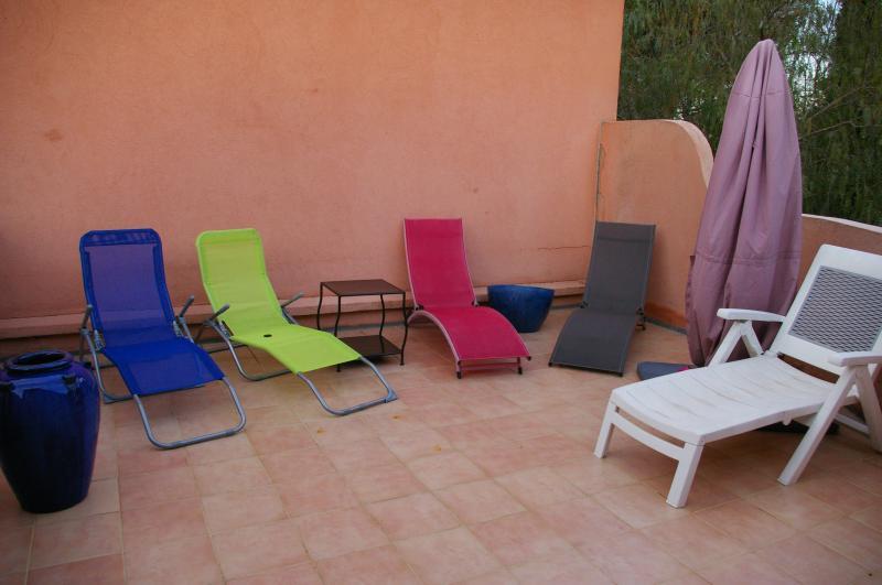 Balkon Mietobjekt Haus 70377 Saint Tropez