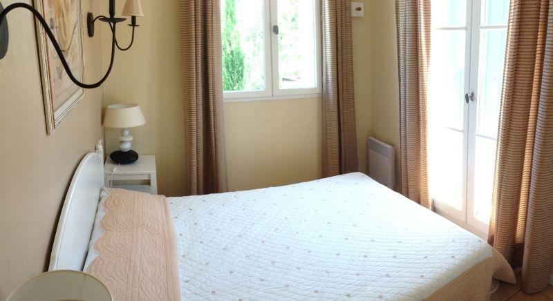 Schlafzimmer 1 Mietobjekt Haus 70377 Saint Tropez