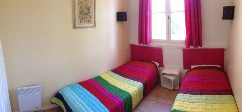 Schlafzimmer 2 Mietobjekt Haus 70377 Saint Tropez