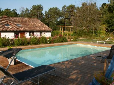 Schwimmbad Mietobjekt Haus 71055 Bordeaux