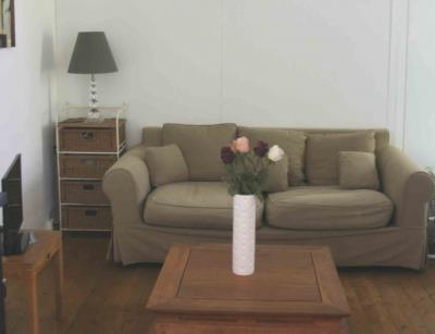 Schlafzimmer Mietobjekt Bungalow 73691 La Saline les Bains