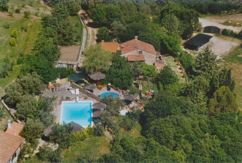 Ausblick aus der Ferienunterkunft Mietobjekt Ferienunterkunft auf dem Land 80622 Gavorrano