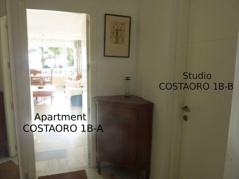 Eingang Mietobjekt Appartement 84780 Nerja