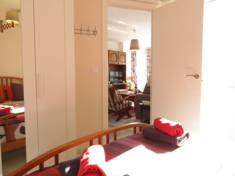 Schlafzimmer Mietobjekt Appartement 84780 Nerja