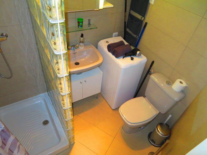 Badezimmer Mietobjekt Appartement 84780 Nerja