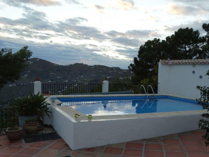 Schwimmbad Mietobjekt Villa 88509 Torrox
