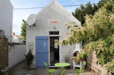 Hof Mietobjekt Haus 93151 Saint-Gilles-Croix-de-Vie