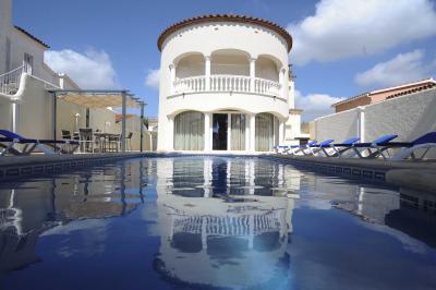 Schwimmbad Mietobjekt Villa 94112 Empuriabrava