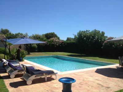 Schwimmbad Mietobjekt Appartement 94258 Saint Tropez