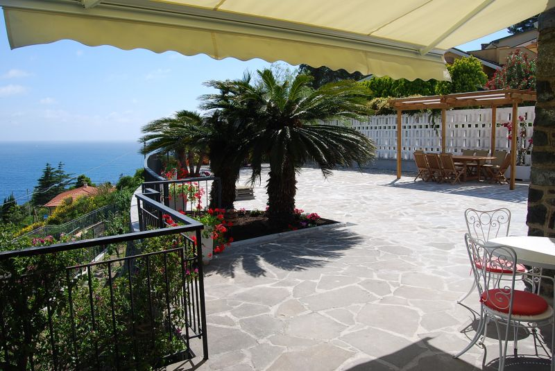 Veranda Mietobjekt Villa 100451 Levanto