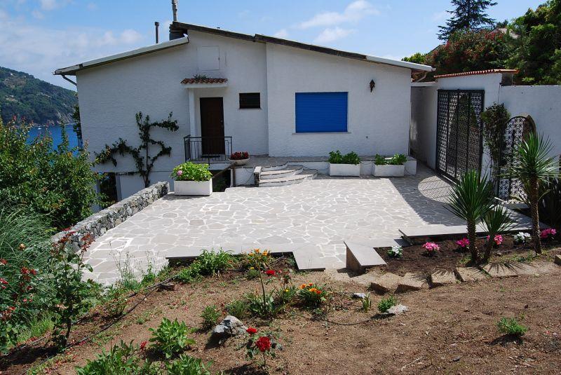 Eingang Mietobjekt Villa 100451 Levanto