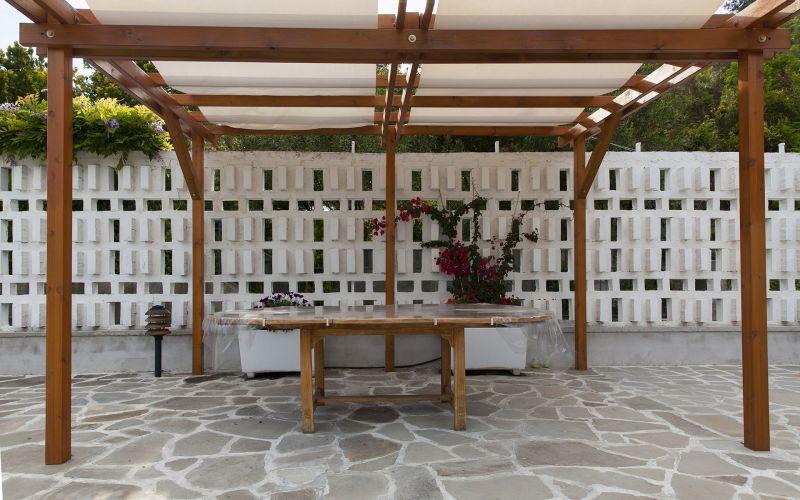 Terrasse Mietobjekt Villa 100451 Levanto